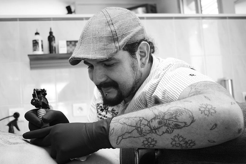 Choisir son tatoueur