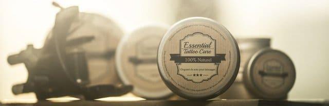 Les soins pour votre tatouage